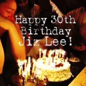Jiz Lee's Dirty 30 Birthday Orgy