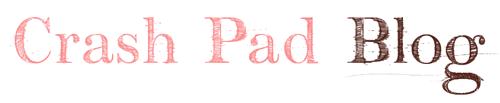 Crash Pad Blog