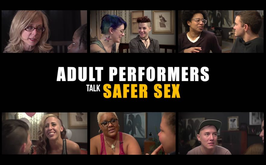 PornStarsForPublicHealth Safer Sex