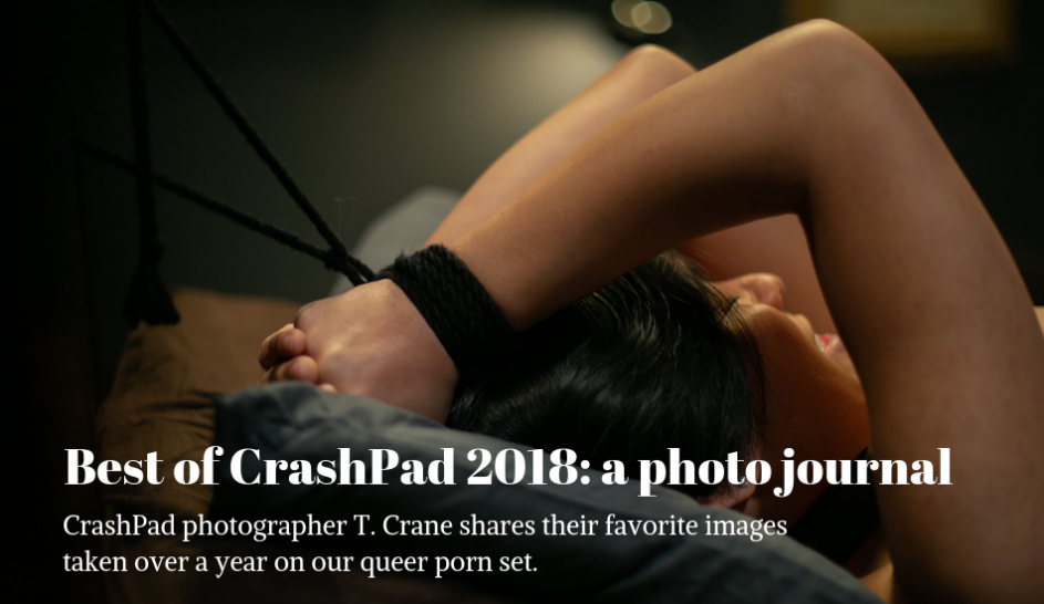 CrashPad Photos 2018