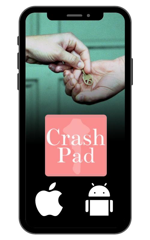 CrashPadSeries Homescreen