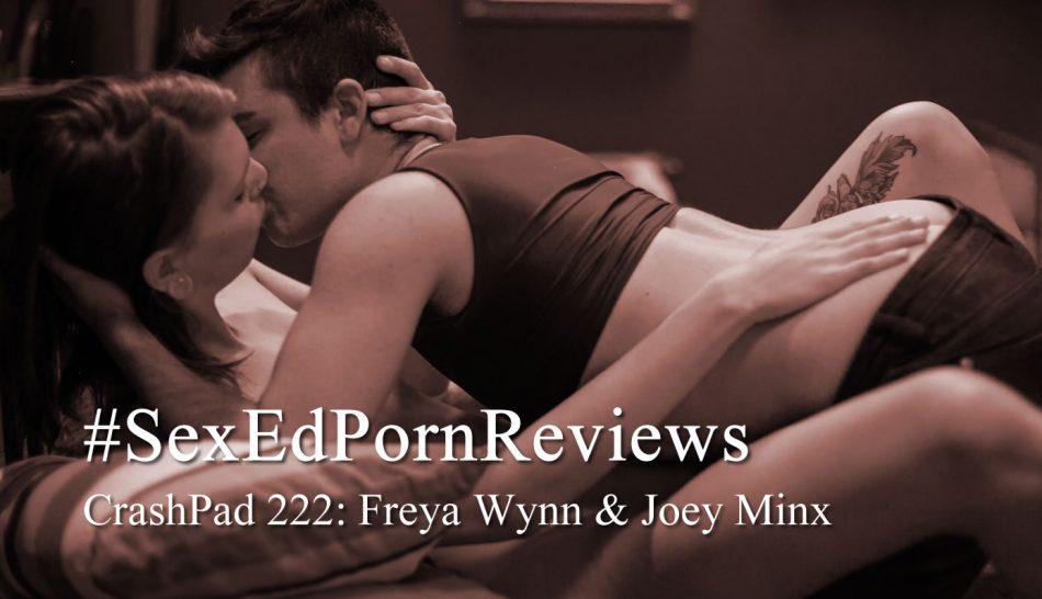 CrashPad Freya Wynn Joey Minx Sex Education Queer Sexuality Trans Porn