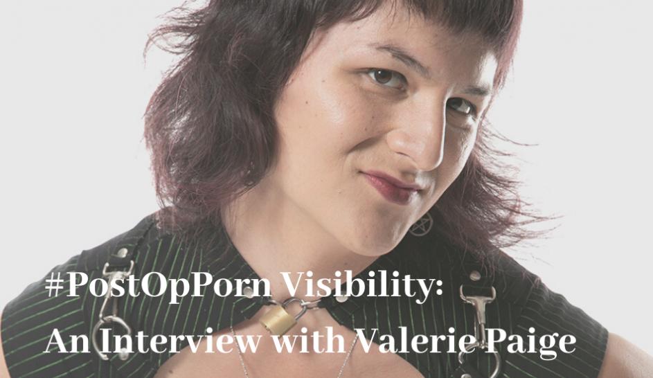Valerie Paige Post-Op Trans Porn